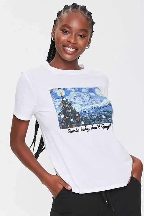 Dont Gogh Graphic Tee, image 1