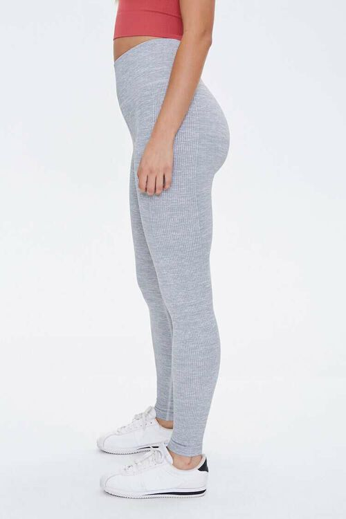 Active Seamless High-Rise Leggings, image 3