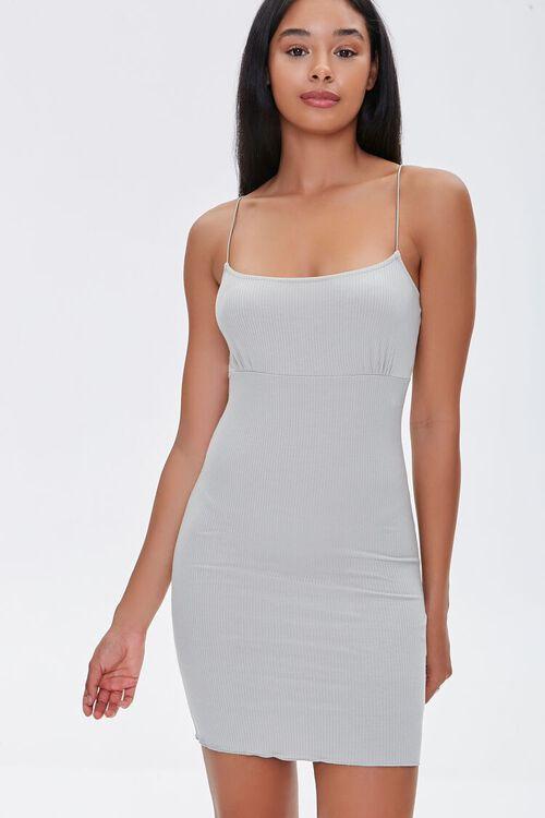Bodycon Mini Cami Dress, image 1