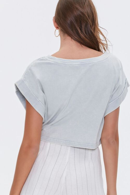 Mineral Wash High-Low Tee, image 3
