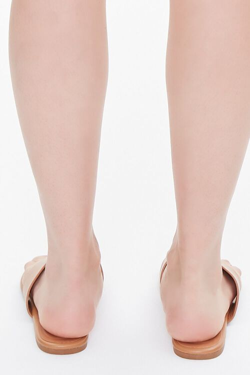 Square Thong-Toe Sandals, image 3