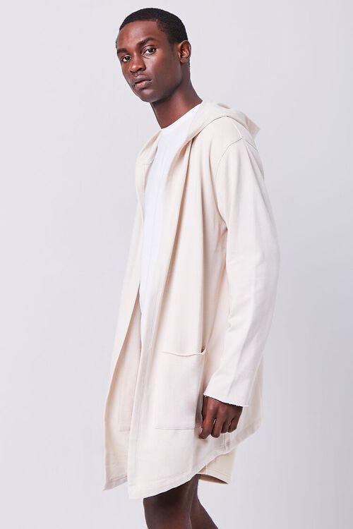 Longline Hooded Cardigan, image 2