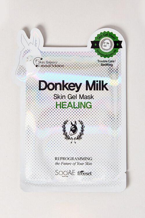 Donkey Milk Skin Gel Mask Set, image 1
