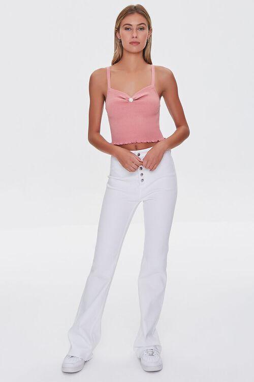 Daisy Cropped Cami, image 4