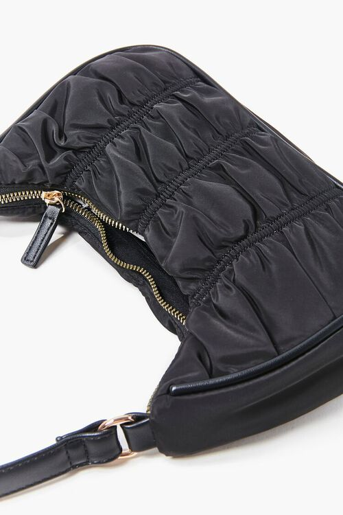 Ruched Shoulder Bag, image 3