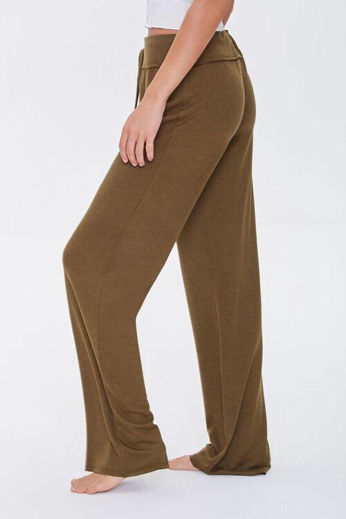 Drawstring Lounge Pants, image 3