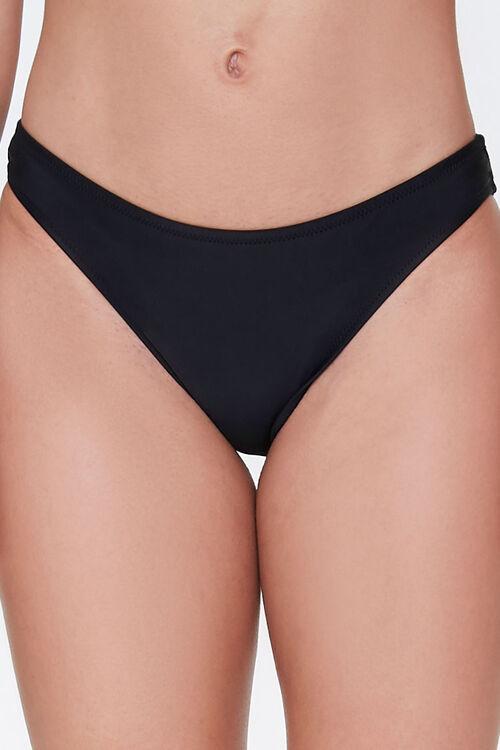 Low-Rise Cheeky Bikini Bottoms, image 2