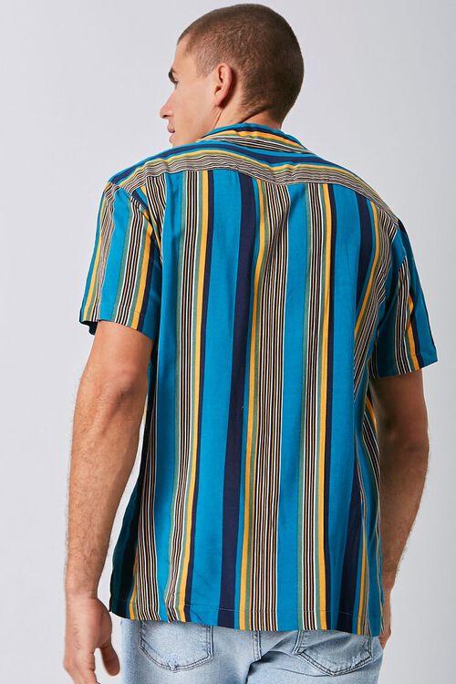 Vertical Striped Print Shirt, image 3