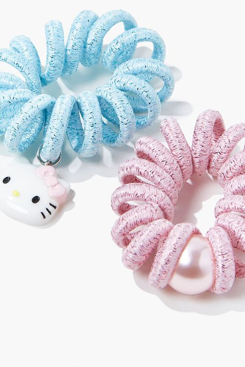 Girls Hello Kitty Hair Tie Set (Kids), image 2