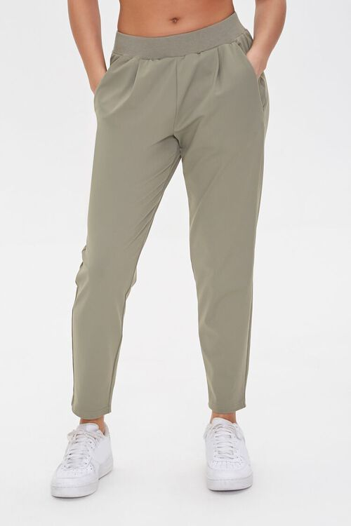 Active Tapered Ankle Pants, image 2