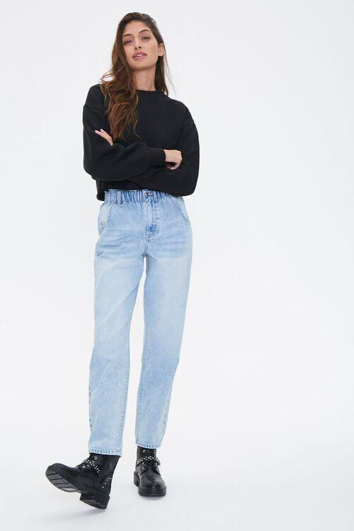 Paperbag Mom Jeans, image 5