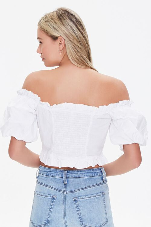 Ruffled Off-the-Shoulder Top, image 3
