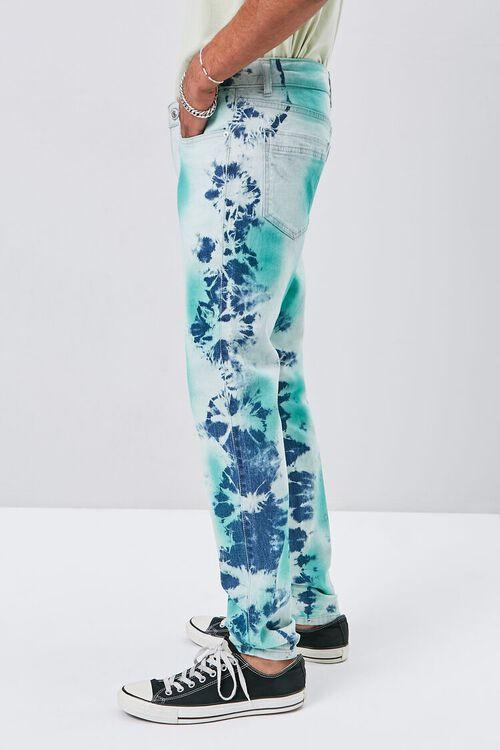 Tie-Dye Skinny Jeans, image 3