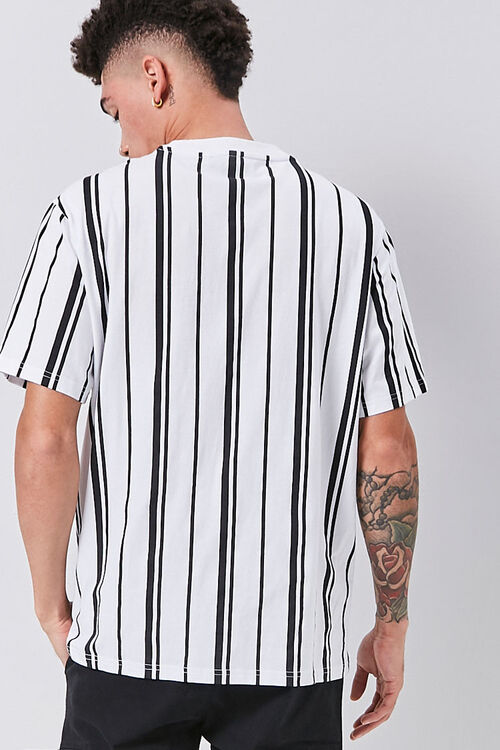 Vertical Striped Tee, image 3