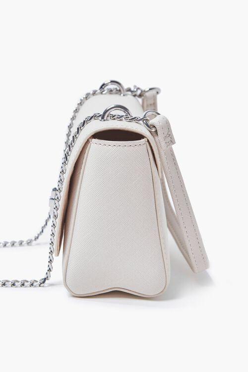 CREAM Faux Leather Crossbody Bag, image 2