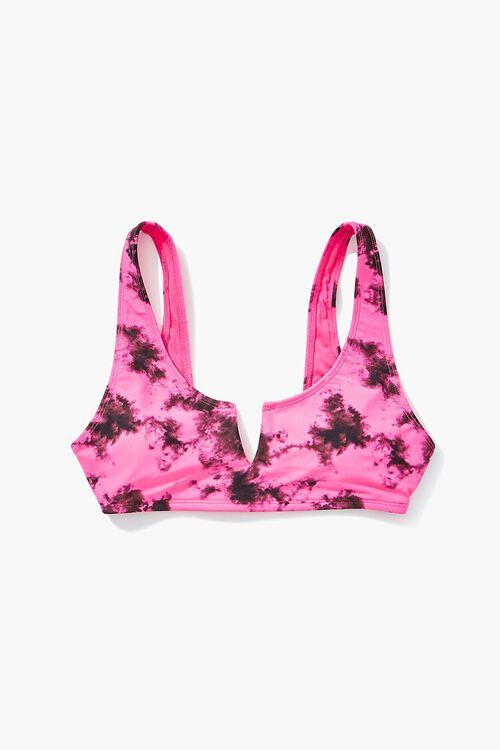 Tie-Dye Bikini Top, image 5