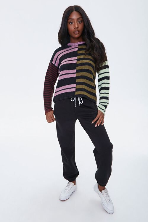 Reworked Striped Sweater, image 5
