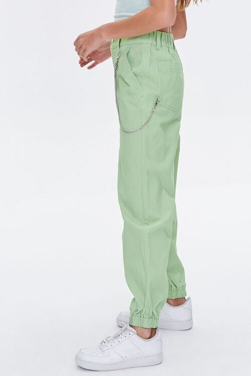 Wallet-Chain Joggers, image 3