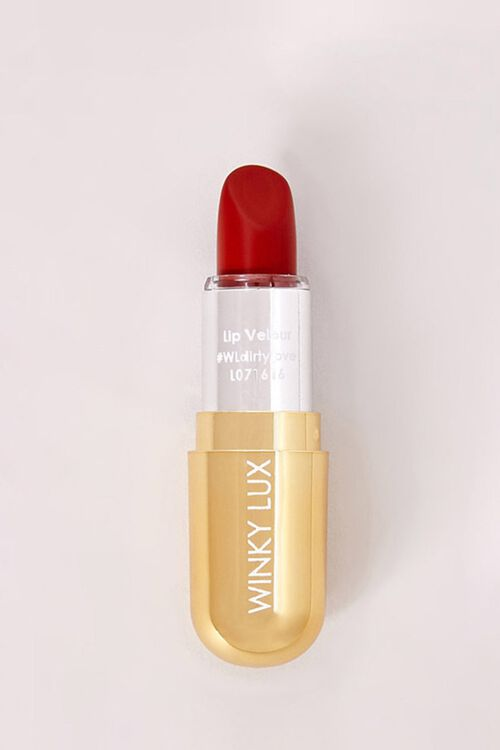 DIRTY LOVE Matte Lip Velour - Dirty Love, image 1