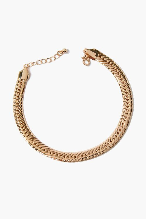 Serpentine Chain Anklet, image 2