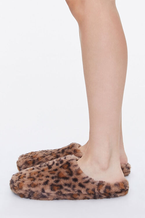 Leopard Print Slippers, image 2