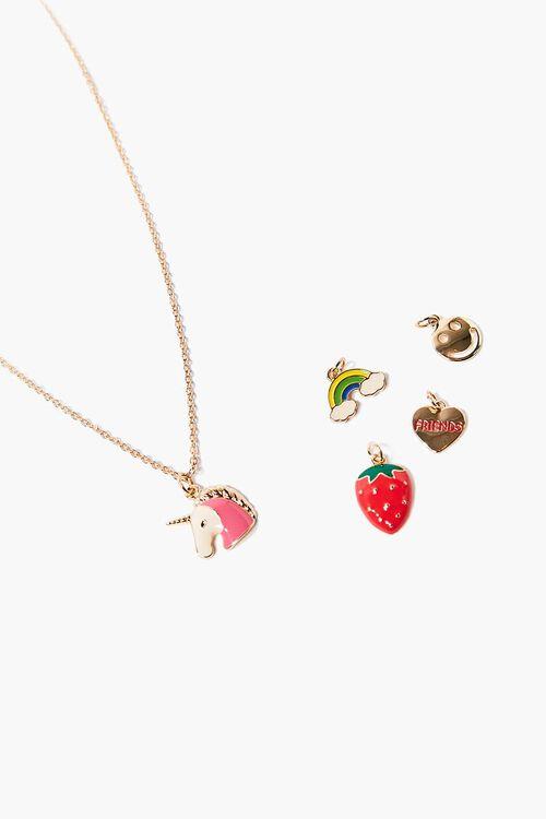 Necklace Charm Set, image 1