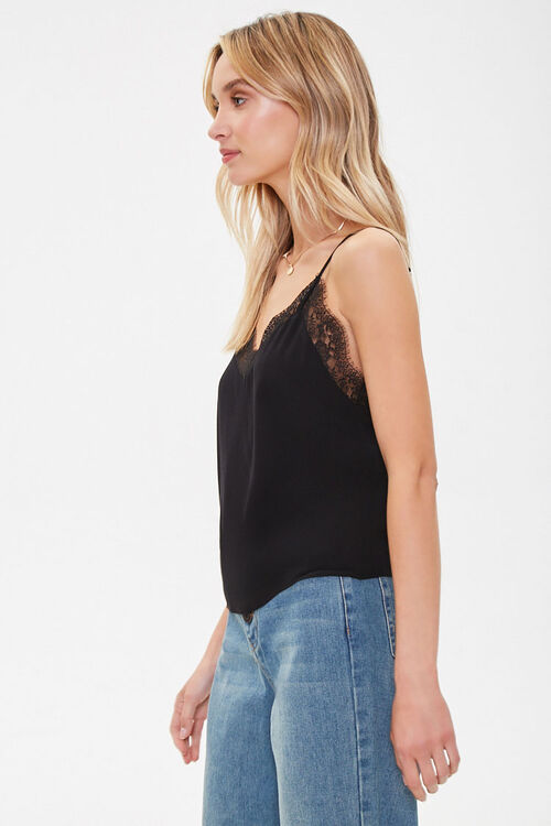 Relaxed Lace-Trim Cami, image 2