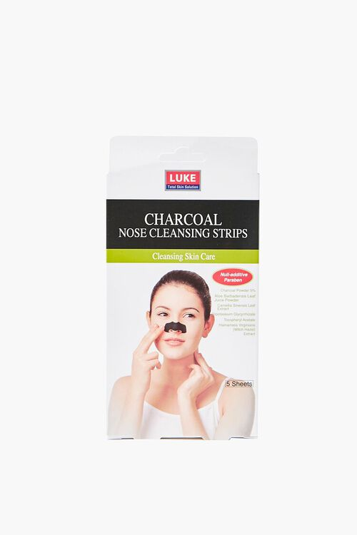 BLACK Charcoal Nose Cleansing Strips, image 2