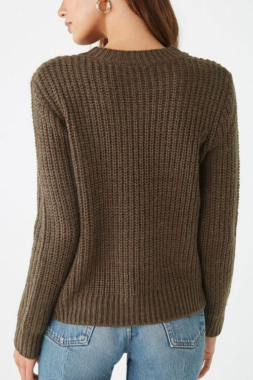 Chunky Knit Sweater, image 3
