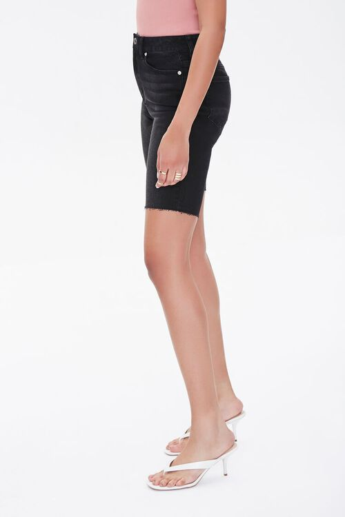 Denim Bermuda Shorts, image 2