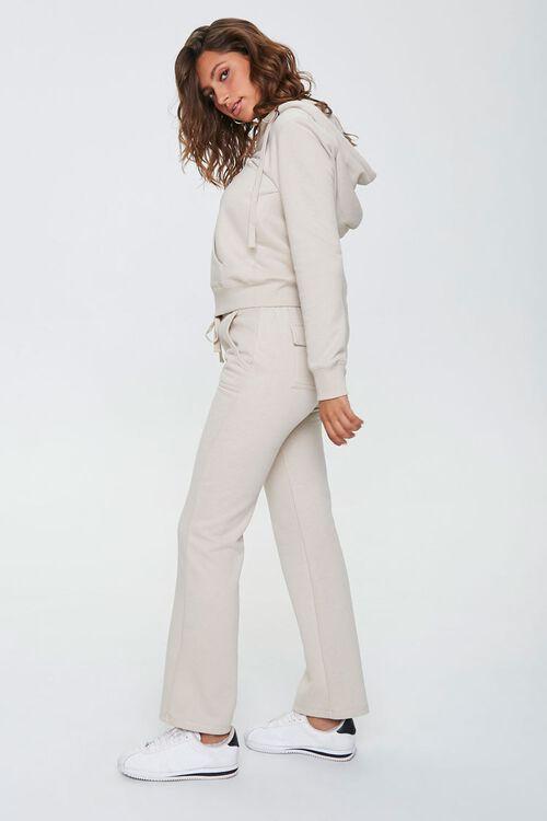 Fleece Zip-Up Hoodie & Sweatpants Set, image 2