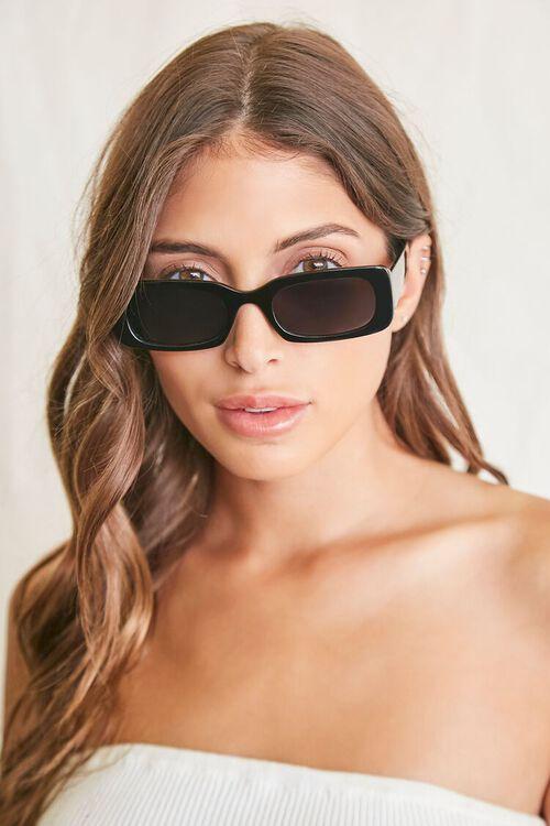 Rectangle Frame Sunglasses, image 1
