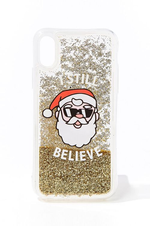 Santa Case for iPhone X/XS, image 2