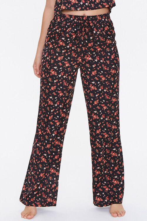Floral Cami & Pants Sleep Set, image 6