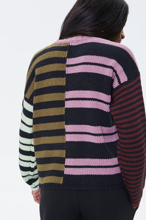 Reworked Striped Sweater, image 4