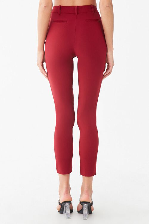 High-Rise Ankle Pants, image 3