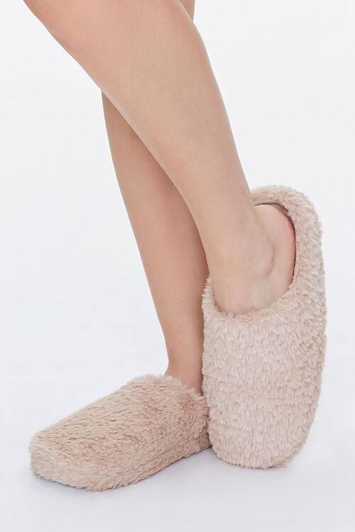 Plush Fuzzy Slippers, image 1