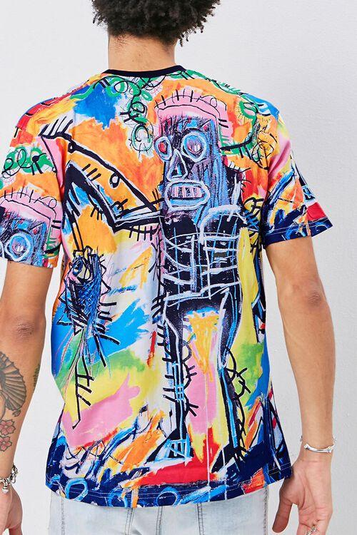 Jean-Michel Basquiat Graphic Tee, image 3