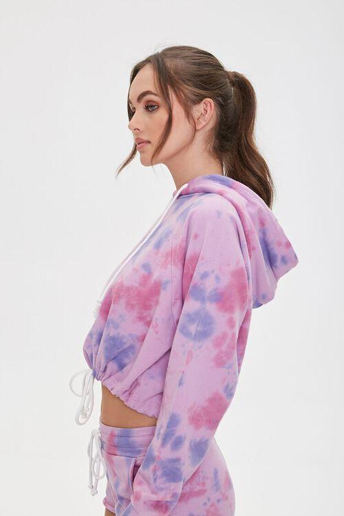 Tie-Dye Drawstring Hoodie, image 2