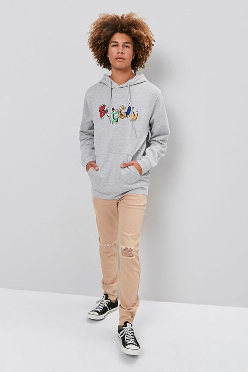 Buggin Graphic Hoodie, image 4