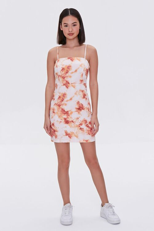 Cloud Wash Cami Mini Dress, image 4