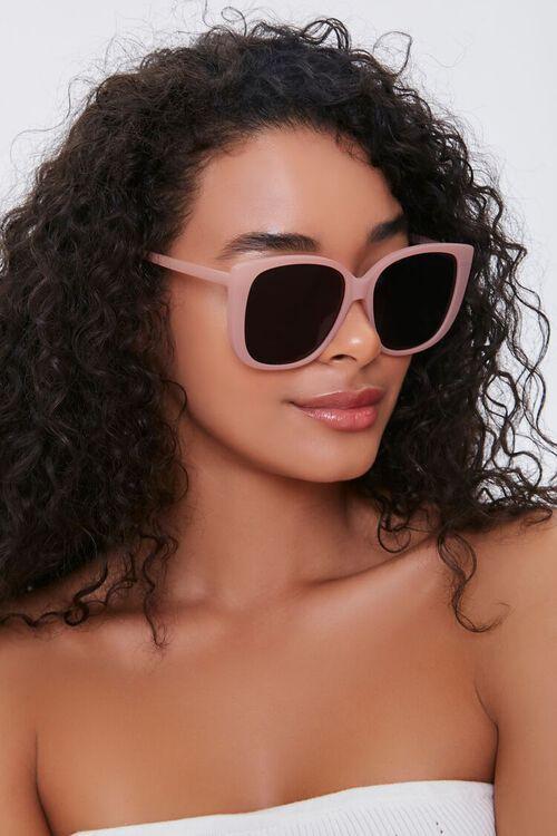Tinted Square Sunglasses, image 2