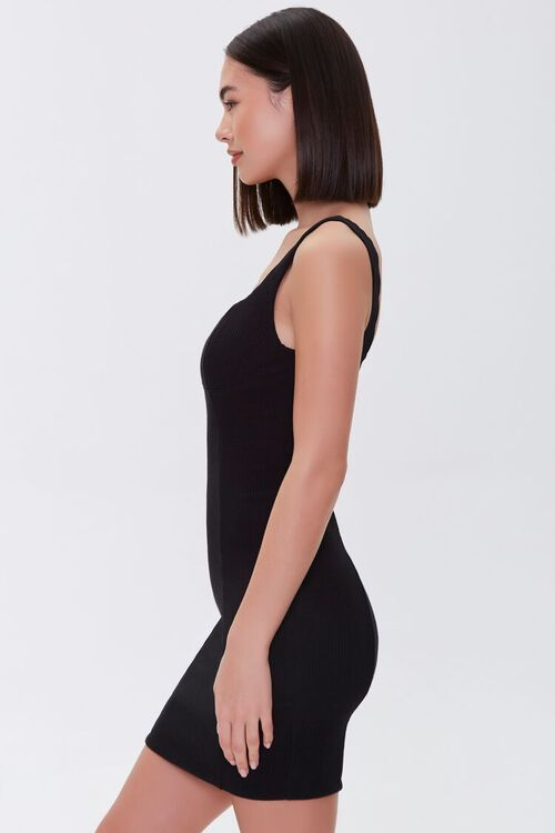Notched Bodycon Dress, image 2