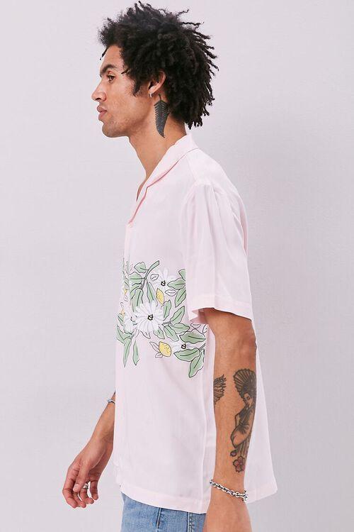 Classic Fit Floral Shirt, image 2