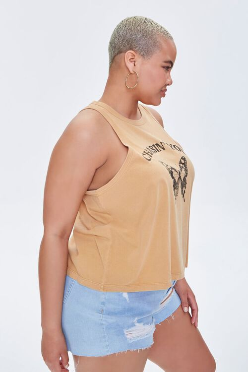 Plus Size Chasin You Tank Top, image 2