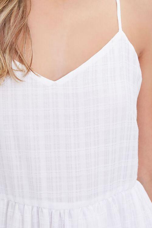 Plaid Midi Dress, image 5