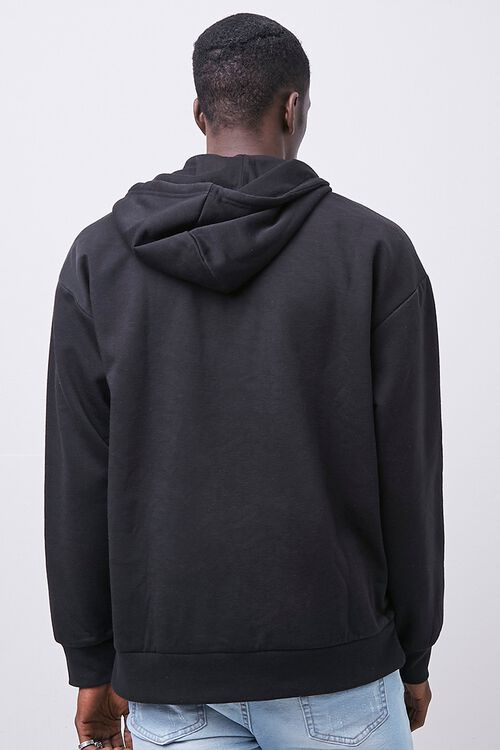 Error Graphic Zip-Up Hoodie, image 3