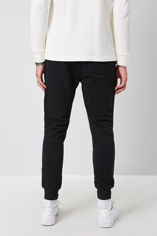 French Terry Knit Joggers, image 4