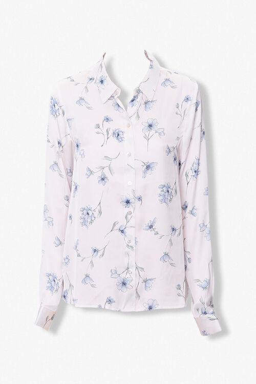 Floral Print Shirt, image 1