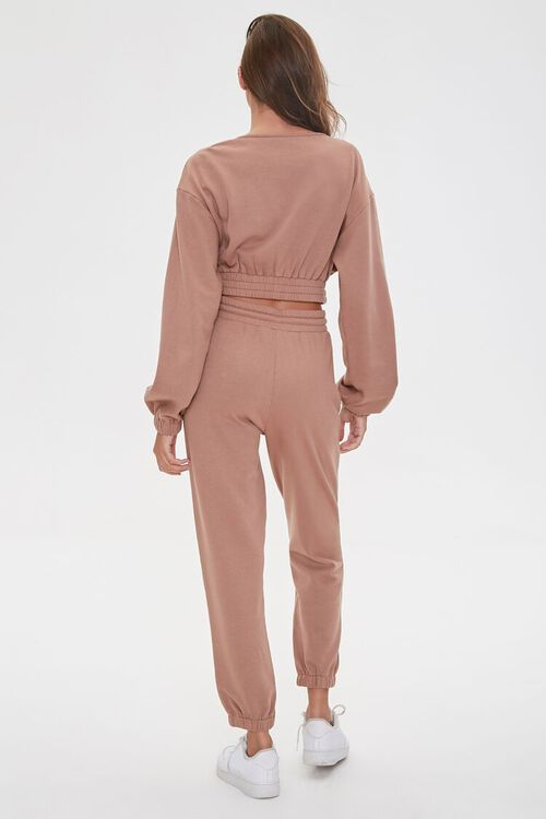 French Terry Pullover & Joggers Set, image 3